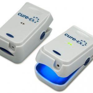aparelho laser para unhas cure-ex