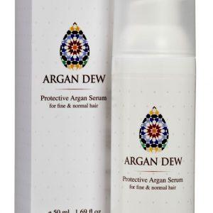 Soro de proteção Argan Dew - cabelos