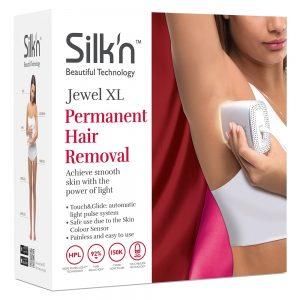Kit aparelho silkn-jewel-xl